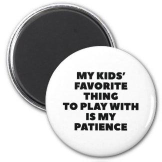 Patience Magnet