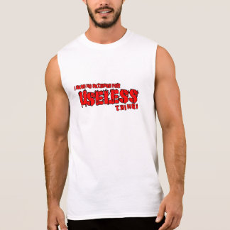 Patience Men's Ultra Cotton Sleeveless T-Shirt