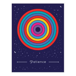 Patience Postcard
