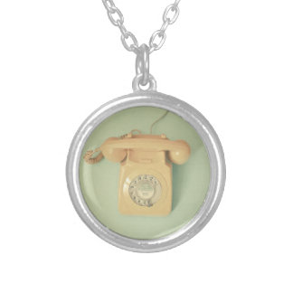 Patience Silver Plated Necklace