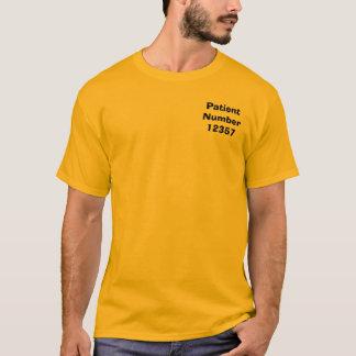Patient Number 12357 T-Shirt
