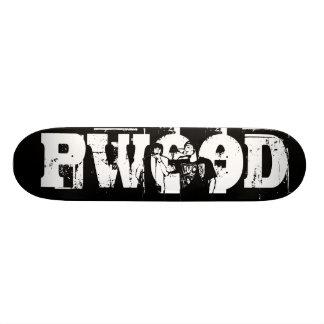 Patin de PWOOD Plateaux De Skate