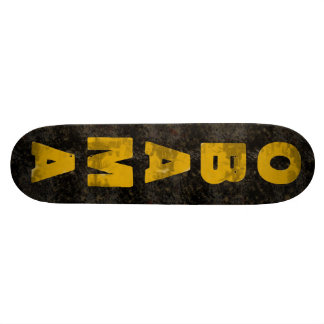 PATIN D'OBAMA SKATEBOARD CUSTOMISABLE