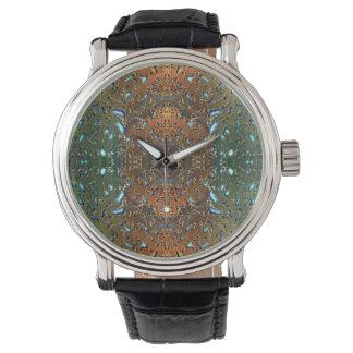 Patina Fractal Watch