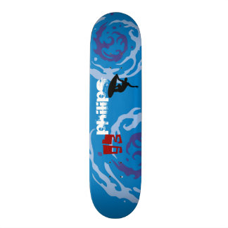 Patineta Concept Surf Skateboard