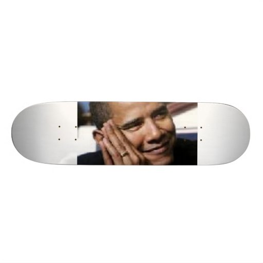 Patineurs pour Obama Skateboards Cutomisables