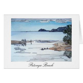 Patonga Beach Art Card