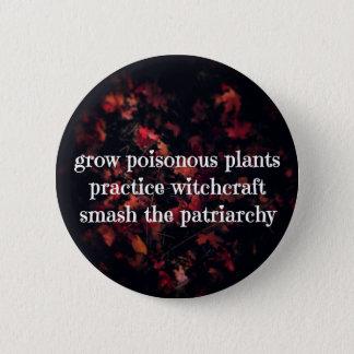 Patriarchy Spells 2 Inch Round Button