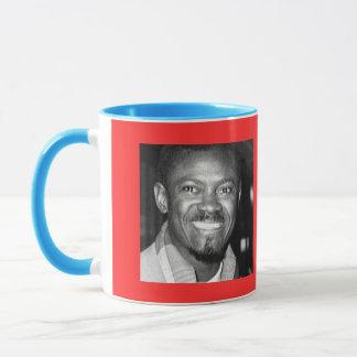 Patrice Lumumba (Congo) Portrait Mug