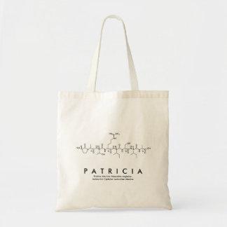 Patricia peptide name bag