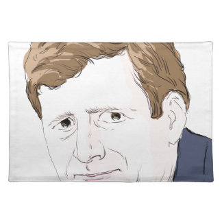 Patrick Kennedy Placemat