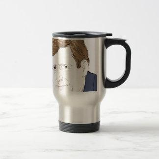 Patrick Kennedy Travel Mug