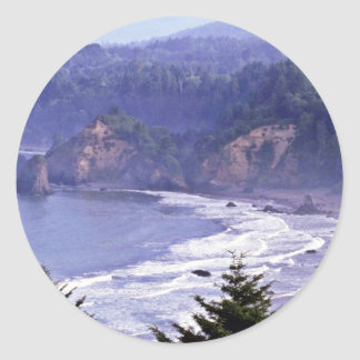 Patrick's Point State Park Classic Round Sticker