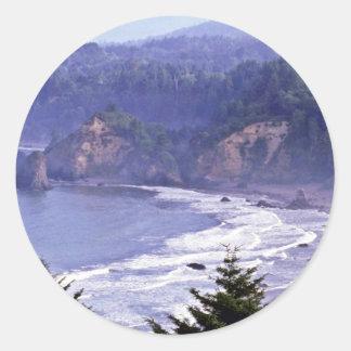 Patrick's Point State Park Round Sticker