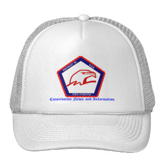 PATRIOT76, Conservative News and Information Trucker Hat