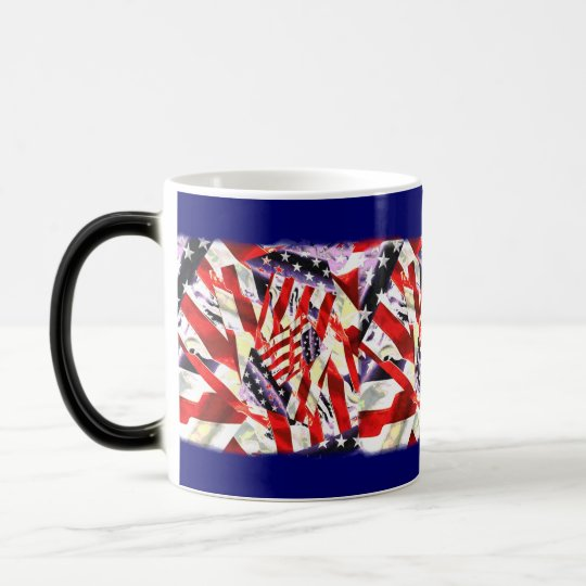 Patriot 002 magic mug