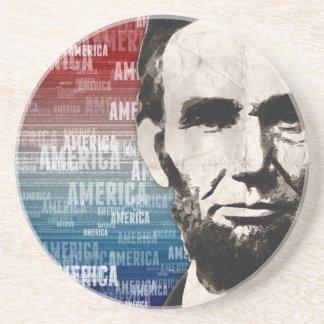 Patriot Abraham Lincoln Coaster