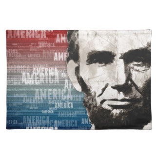 Patriot Abraham Lincoln Placemats