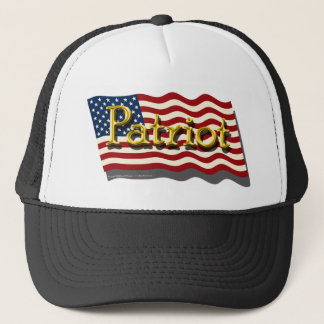 Patriot Hat (Gold)