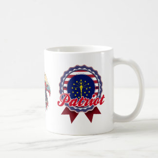 Patriot, IN Coffee Mugs