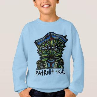 """Patriot Kat"" Boys' Sweatshirt"