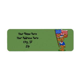 Patriot Moose