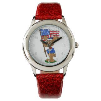 Patriot Moose Watch