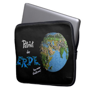 Patriot of the earth computer sleeves