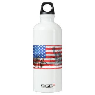 Patriot Office Home Personalize Destiny Destiny'S Water Bottle