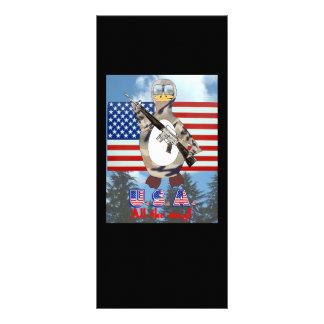 Patriot Custom Rack Cards