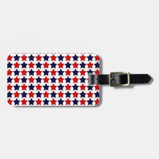 Patriot Stars Luggage Tags