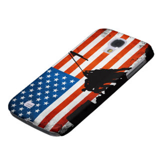 Patriot Support Our Troops Galaxy S4 Covers