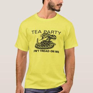 PatriotBites TEA PARTY Diamondback T-Shirt 1-Color