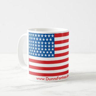 Patriotic 11oz coffee mug