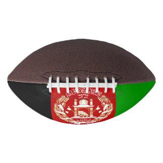 Patriotic Afghan Flag Football
