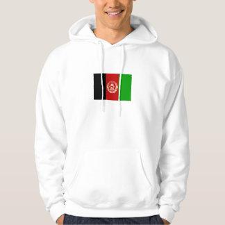 Patriotic Afghan Flag Hoodie