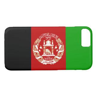 Patriotic Afghan Flag iPhone 8/7 Case