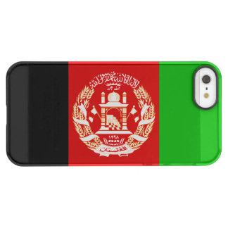 Patriotic Afghan Flag Permafrost® iPhone SE/5/5s Case