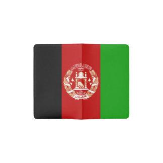 Patriotic Afghan Flag Pocket Moleskine Notebook