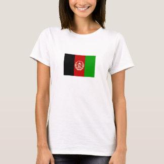 Patriotic Afghan Flag T-Shirt