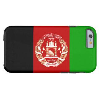 Patriotic Afghan Flag Tough iPhone 6 Case