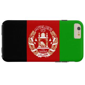 Patriotic Afghan Flag Tough iPhone 6 Plus Case
