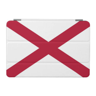 Patriotic Alabama State Flag iPad Mini Cover