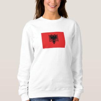 Patriotic Albanian Flag Sweatshirt
