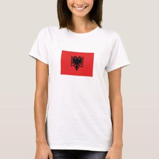 Patriotic Albanian Flag T-Shirt
