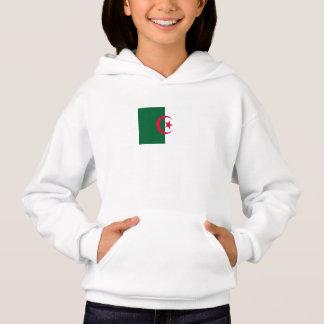 Patriotic Algerian Flag