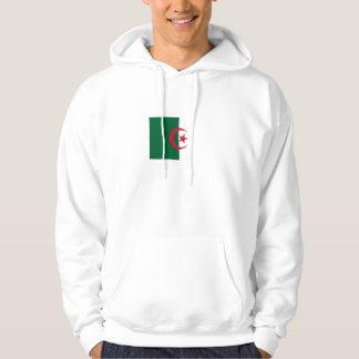 Patriotic Algerian Flag Hoodie