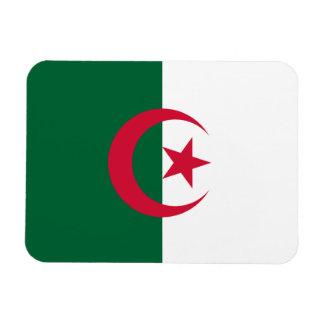 Patriotic Algerian Flag Magnet
