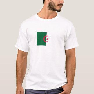 Patriotic Algerian Flag T-Shirt