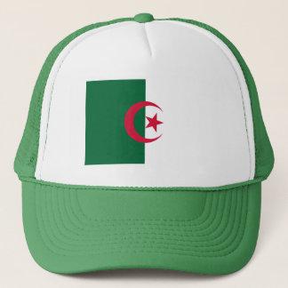 Patriotic Algerian Flag Trucker Hat